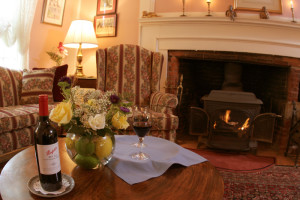 Warm and relaxed country inn experience