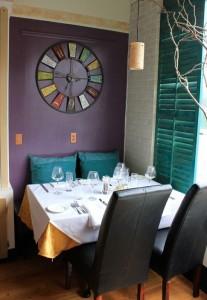 The Charlotte Hotel Restaurant