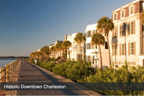 Charleston SC location for PAII live business conference