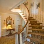 Ware Street Inn staircase