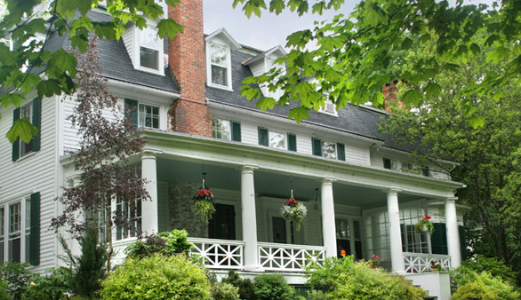 Bed And Breakfast Inns In Lenox Mass