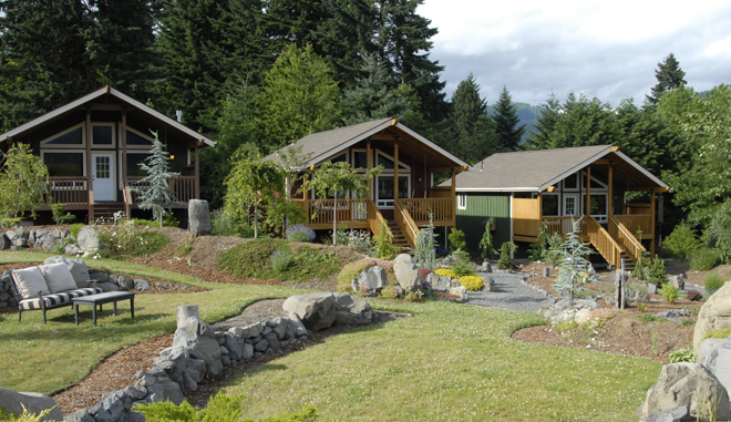 Columbia Gorge Bed And Breakfast