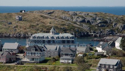 The Island Inn, Monhegan Island