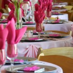 ESM table setting