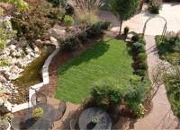 FDL Backyard Garden view