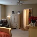 FDL Quarters Bedroom