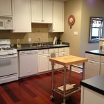 FDL Quarters Kitchen