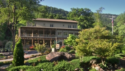 Chimney Rock NC Inn for Sale