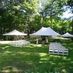 hawthorn inn wedding set up