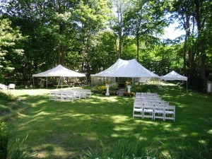 Weddings at the Inn, hawthorn Inn, Camden Maine