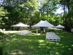 Weddings at the Inn, hawthorn Inn, Camden Maine