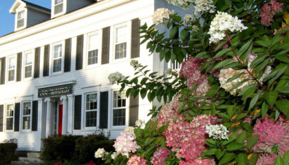 Historic Full Service Mid-Coast Maine Inn