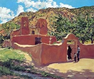 Tao New Mexico artist