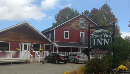 Bromley View Inn- Southern Vermont Lodging for All Seasons