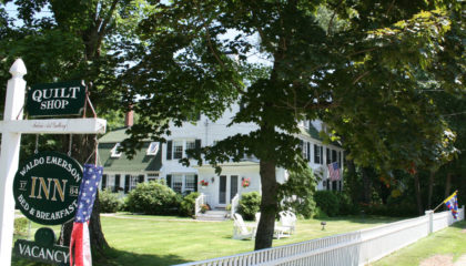 Waldo Emerson Inn-Southern Coastal Maine Inn for Sale