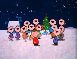 Charlie Brown Christmas Memories