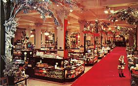 Holiday memories Department Store Magic