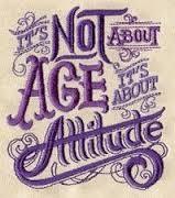 mindset or age
