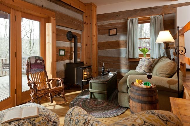 Cottages & Cabins, Inn& Spa at Cedar Falls