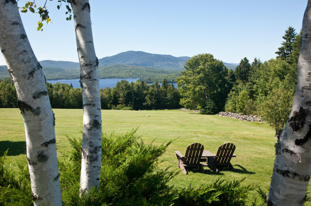 Moosehead lake Region maine
