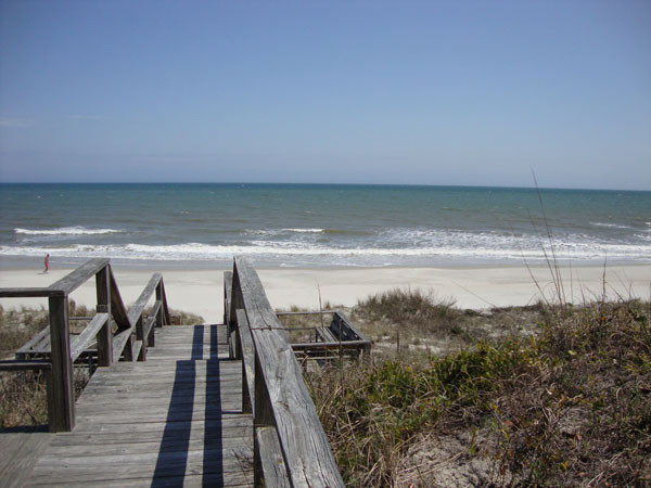 South Carolina beaches, Pawley Island