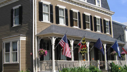 Annapolis Maryland Bed and Breakfast for Sale