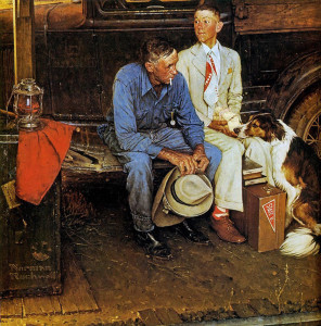 Norman rockwell Museum Bershires of Massacusetts