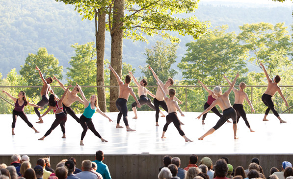 Jacob's Pillow Dance Berkshires of Massacusetts