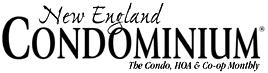 New England Condominium logo
