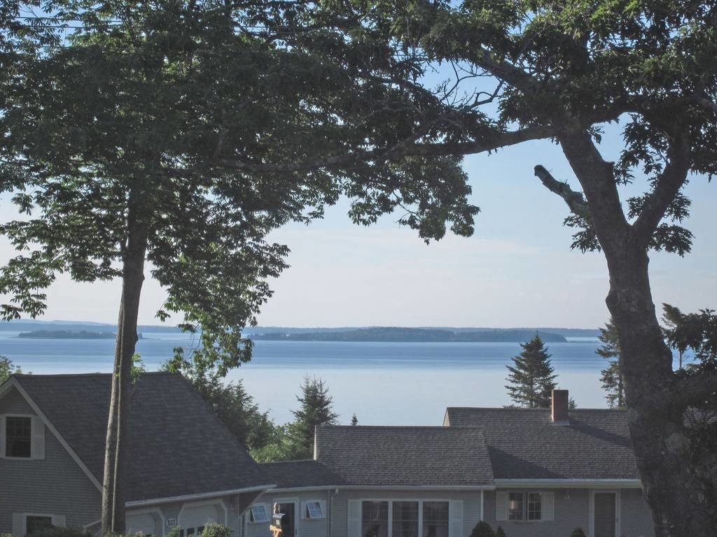 Penobscot Bay Views from the Birchwood Lodge & Farmette