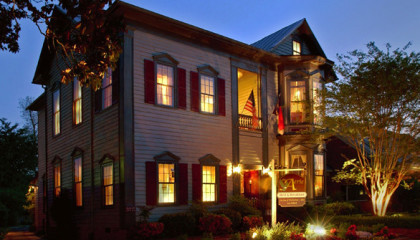 New Bern NC inn for sale
