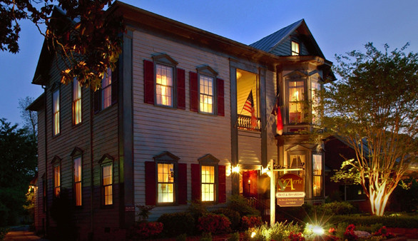 New Bern North Carolina Bed & Breakfast
