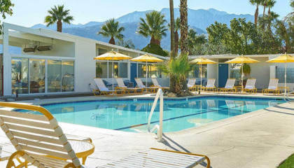 Palm Springs CA Boutique Hotel Sold