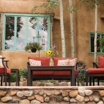 turquoise bear patio
