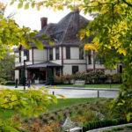 Highland Hall & gardens