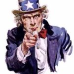 Uncle sam 'we want you'