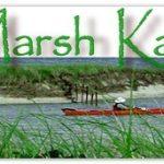 great marsh kayak tours logo