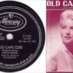 old cape cod record