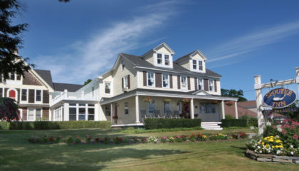 Spouter Inn Bed and Breakfast, Lincolnville Beach, Maine