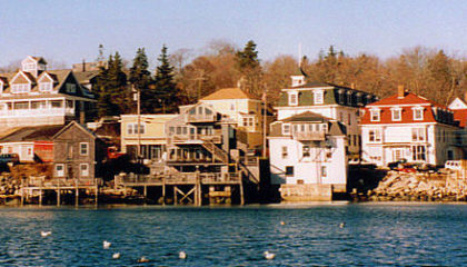 Inn on the Harbor, Stonington, Maine