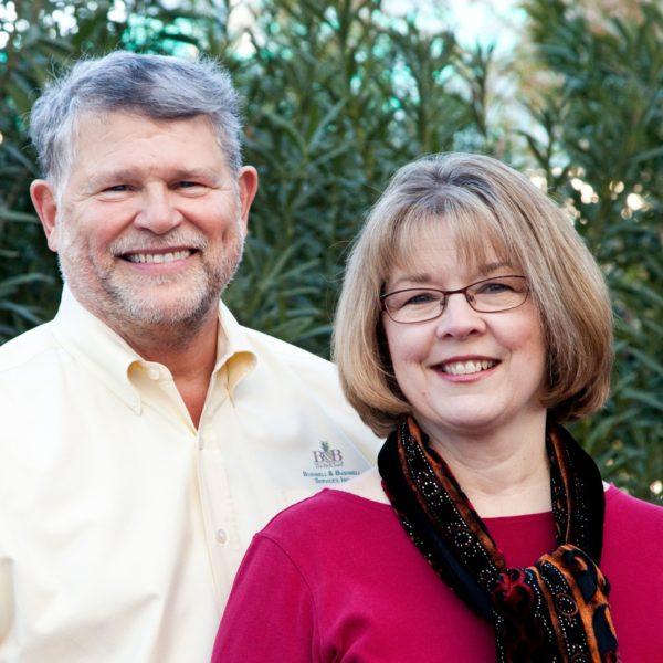 Scott and Marilyn Bushnell