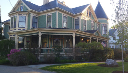 Rockland Maine Bed and Breakfast for Sale