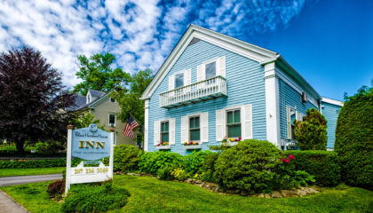 Classic In Town Camden Maine Bed and Breakfast Inn