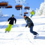 Okemo skiing
