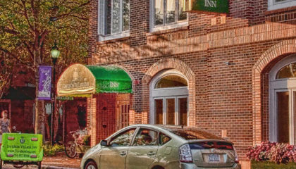 Davidson NC boutique hotel for sale