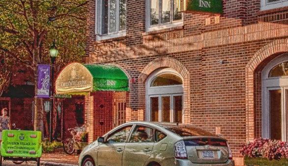 Davidson NC boutique hotel for sale
