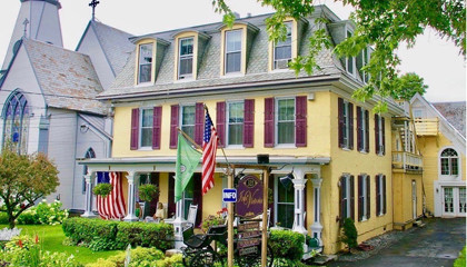 Vermont Village Bed & Breakfast for Sale