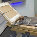 printing press replica