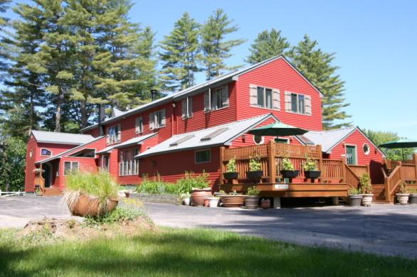 Old Saco Inn, Maine Inn - The B&B Team