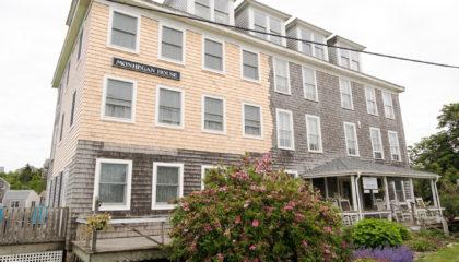 Monhegan House- A Maine island inn for Sale
